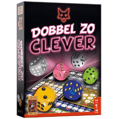 Dobbel_zo_Clever
