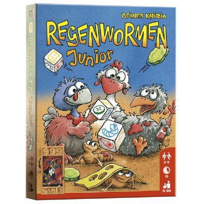 Regenwormen_Junior